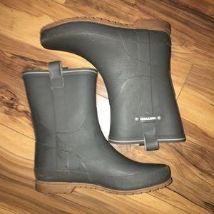 Tretorn Rain boots Wellies Women's 36 olive